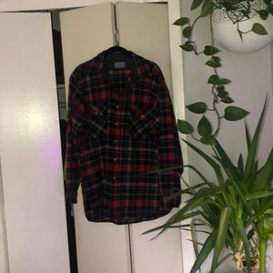 NWOT PENDLETON FITTED BUCKLEY AIRLOOM SHIRT
